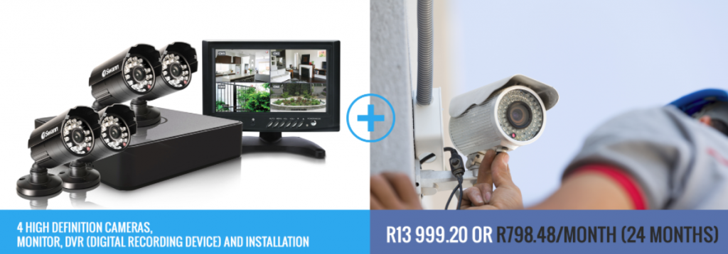 2018 Security Camera Installation Costs