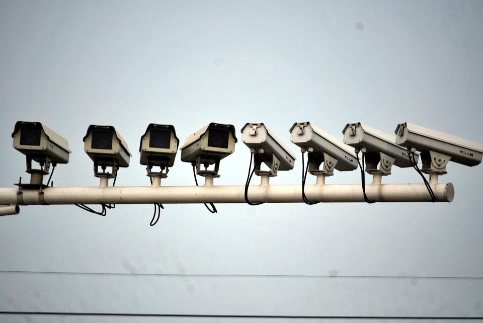 Security Cameras vs Surveillance Camera